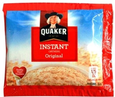 Harga Quaker Oat Sachet