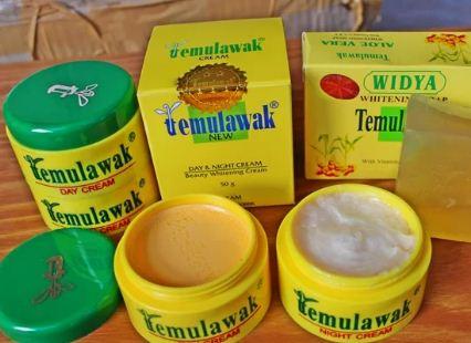 Harga Temulawak Cream (paket)