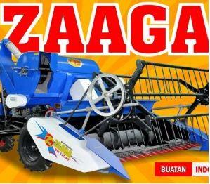 Harga mesin panen padi Kubota Zaaga