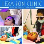 Harga perawatan di lexa skin care