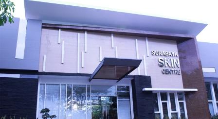 Lokasi perawatan di Surabaya Skin Center