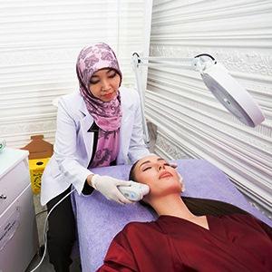 Perawatan wajah di Ultimo Aesthetic dan Dental