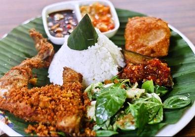 Harga Ayam Bakar Wong Solo Surabaya
