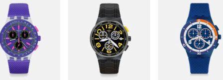 Harga Jam Swatch Menengah