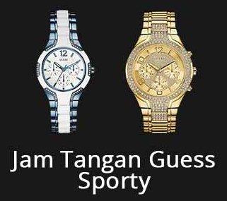 Harga Jam Tangan Gues Sporty