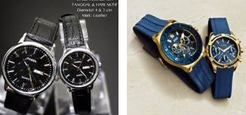 Harga Jam Tangan Guess Couple
