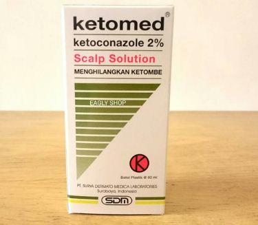 Harga Ketoconazole Shampoo