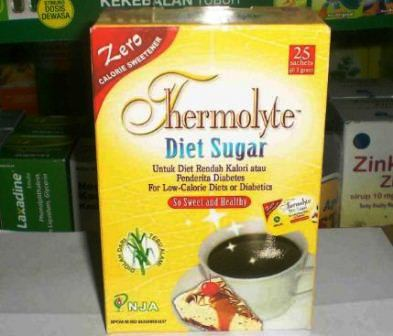 Harga Thermolyte Diet Sugar