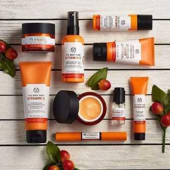 Harga Vitamin C Produk Body Shop