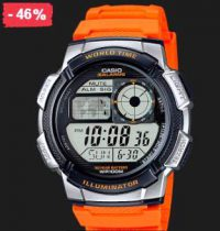 Harga Jam Anti Air Casio AE-1000W-4BVDF