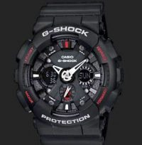 Harga Jam Anti Air Casio G-Shock GA-120-1ADR