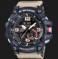 Harga Jam Anti Air Casio G-Shock MUDMASTER GG-1000-1A5DR