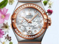 Harga Jam omega Constellation