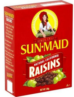 Harga Kismis Sun Maid