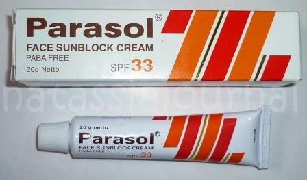 Parasol spf 30