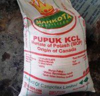 Harga Pupuk KCL Non Subsidi