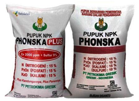 Harga Pupuk NPK Phonska