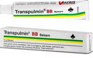 Harga Transpulmin BB Bayi 10gr & 20 gr