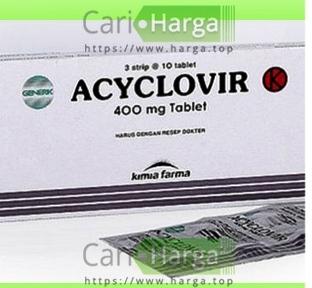 Harga acyclovir
