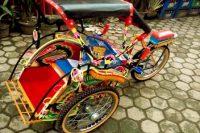 Harga Becak Mini Bandung