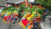 Harga Becak Mini Cirebon