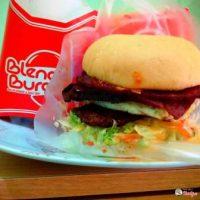 Harga Burger blenger Jakarta Selatan