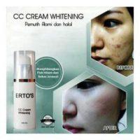 Harga CC Cream Whitening