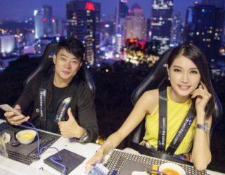 Harga Dinner In The Sky Kuala Lumpur