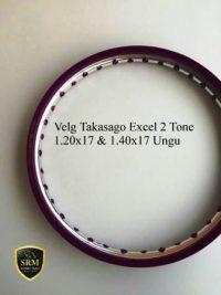 Harga Velg Takasago Two Tone