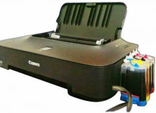 Harga infus printer Canon tipe IP 2770