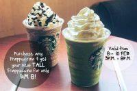 Harga kopi starbucks Malaysia