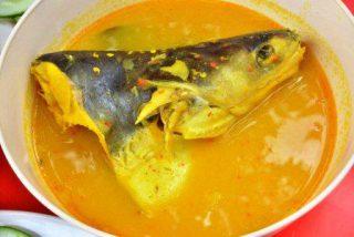 Masakan Ikan Patin Tempoyak Temerloh