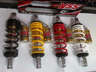 harga shock yss tabung matic (vario, mio, Nmax, Scoopy)