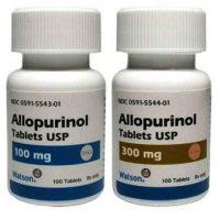 Harga Allopurinol 100mg