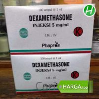 Harga Dexamethasone