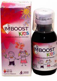 Harga Imboost syrup Kids