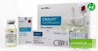 Harga Levofloxacin
