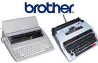 Harga Mesin tik Brother