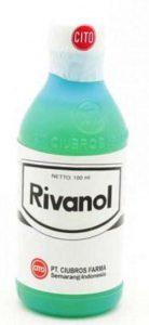 Harga Rivanol Cito 100m