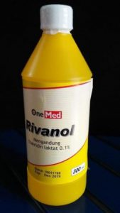 Harga Rivanol anti septik