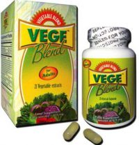 Harga Vegeblend for adults