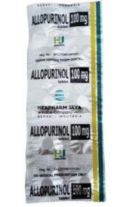 Harga allopurinol 1 strip