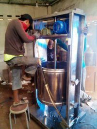 Kapasitas 60 Liter