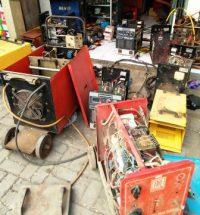 Harga mesin las MIG bekas