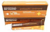 Harga Betadine Antiseptic Onitment