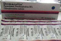 Harga Demacolin 1 Dos