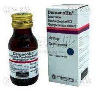 Harga Demacolin Syrup