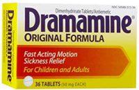 Harga Dramamine obat vertigo