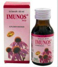 Harga Imunos Sirup