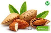 Harga Kacang Almond